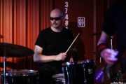 Angel Paterson, baterista de The Rezillos (Satélite T, Bilbao, 2016)