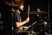 Christopher Chartrand, baterista de Crystal Castles