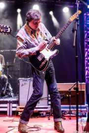 Patrick Ralla, guitarrista y teclista de The Hanging Stars (Purple Weekend Festival, León, 2016)