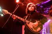 Tony Malacara, bajista y cantante de Mystic Braves (Purple Weekend Festival, León, 2016)