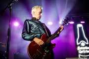 """Patrick O'Connor """"Buzz Hagstrom"""", bajista de The Woggles (Purple Weekend Festival, León, 2016)"""
