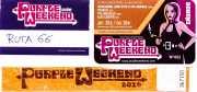 Entrada y PhotoPass del Purple Weekend 2016 (Purple Weekend Festival, León, )