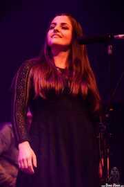 Inés Goñi, cantante en el Homenaje a The Concert for Bangladesh. George Harrison (Santana 27, Bilbao, 2016)