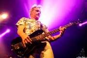Jay Bentley, bajista de Me First and The Gimme Gimmes (Santana 27, Bilbao, 2017)