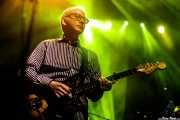 Raymond McGinley, cantante y guitarrista de Teenage Fanclub (Kafe Antzokia, Bilbao, 2017)