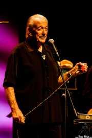 Charlie Musselwhite, cantante y armonicista (Sala BBK, Bilbao, 2017)