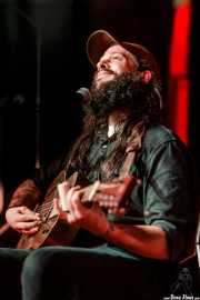 Shawn James, cantante y guitarrista (Sala Azkena, Bilbao, 2017)
