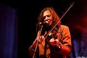 Travis Good, cantante, guitarrista y violinista de The Sadies (Escenario Santander, Santander, 2017)