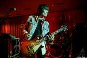 Billy Cole, guitarrista de The Real Kids (Satélite T, Bilbao, 2017)
