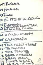 Setlist de Viva Bazooka (Hika Ateneo, Bilbao, 2017)