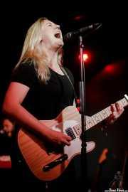 Joanne Shaw Taylor, cantante y guitarrista (Sala Azkena, Bilbao, 2017)
