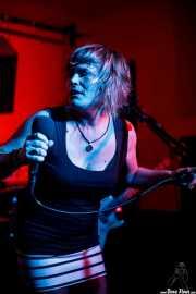 Inge Isasi, cantante de MoonShakers (Shake!, Bilbao, 2017)