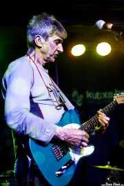 Mick Hobbs, guitarrista de Half Japanese (Kafe Antzokia, Bilbao, 2017)