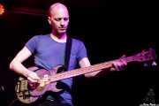 Jason Willett, bajista de Half Japanese (Kafe Antzokia, Bilbao, 2017)
