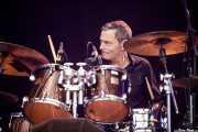 James Powell, baterista de Georgie Fame (Music Legends Fest, Sondika, 2017)
