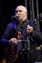 Dave Keary, guitarrista de Van Morrison (Music Legends Fest, Sondika, 2017)