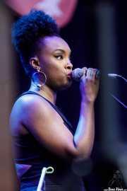 Dana Masters, cantante corista de Van Morrison (Music Legends Fest, Sondika, 2017)