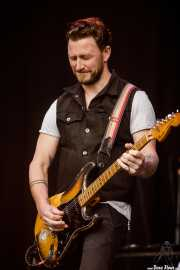Donny Little, guitarrista de Imelda May (Music Legends Fest, Sondika, 2017)