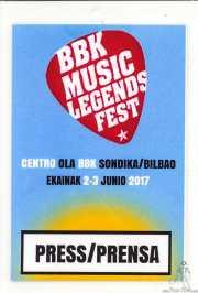 PhotoPass del BBK Music Legends Festival 2017 (Music Legends Fest, Sondika, )