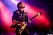 Paul Simmons, guitarrista de The Bevis Frond (Andoaingo Rock Jaialdia, Andoain, 2017)