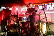 King Automatic, one man band (Azkena Rock Festival, Vitoria-Gasteiz, 2017)