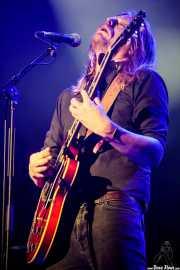 Joakim Nilsson, cantante y guitarrista de Graveyard (Azkena Rock Festival, Vitoria-Gasteiz, 2017)