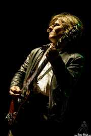 Billy Cervin, guitarrista de Union Carbide Productions (Azkena Rock Festival, Vitoria-Gasteiz, 2017)