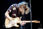 Joe Falconer, guitarrista de Circa Waves (Bilbao BBK Live, Bilbao, 2017)
