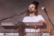 Matthan Minster, teclista de Cage the Elephant (Bilbao BBK Live, Bilbao, 2017)