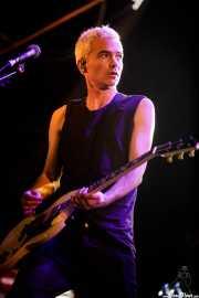 Robbie Chater, guitarrista de The Avalanches (Bilbao BBK Live, Bilbao, 2017)