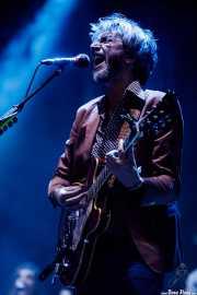 Xoel López, cantante y guitarrista (Bilbao BBK Live, Bilbao, 2017)