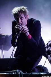 Britt Daniel, cantante y guitarrista de Spoon (Bilbao BBK Live, Bilbao, 2017)