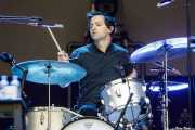 Matt Barrick, baterista de Fleet Foxes (Bilbao BBK Live, Bilbao, 2017)