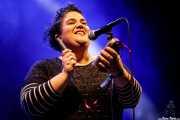 Aiora Renteria, cantante DE Zea Mays (Mundaka Festival, Mundaka, 2017)