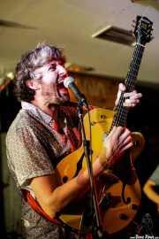 Dan Wilson, cantante y guitarrista de The Cubical (Satélite T, Bilbao, 2017)