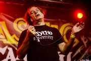 Francis Riera, cantante de The Meows (Funtastic Dracula Carnival, Benidorm, 2017)
