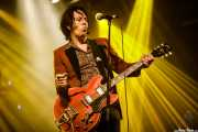 Jim Jones, cantante y guitarrista de Jim Jones and The Righteous Mind (Santana 27, Bilbao, 2017)