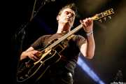 Manu Heredia, guitarrista de Dead Bronco (Santana 27, Bilbao, 2017)