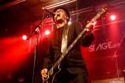 Antonio Arias, cantante y bajista de Lagartija Nick (Sala Stage Live (Back&Stage), Bilbao, 2018)