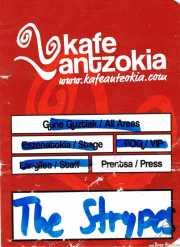 PhotoPass de The Strypes (Kafe Antzokia, Bilbao, )