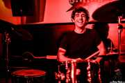 Hector Bardisa, baterista de Futuro Terror (Shake!, Bilbao, 2018)