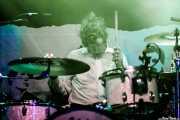 Dusty Watson, baterista de The Sonics (Sala Stage Live (Back&Stage), Bilbao, 2018)