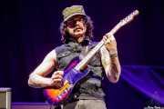 Håkan Sörle, guitarrista de The Baboon Show (Bilbao Exhibition Centre (BEC), Barakaldo, 2018)