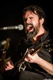 Gorka Arbizu, guitarrista y cantante de Berri Txarrak (Bilbao Exhibition Centre (BEC), Barakaldo, 2018)