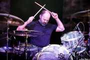 Galder Izagirre, baterista de Berri Txarrak (Bilbao Exhibition Centre (BEC), Barakaldo, 2018)