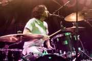 "Daniel ""Little Thunder"" Bárcena, baterista de Hey Honcho & The Aftermaths (FuzzVille - Magic Robin Hood Resort, Alfaz del Pi, 2018)"
