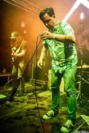 Hey Honcho & The Aftermaths (FuzzVille - Magic Robin Hood Resort, Alfaz del Pi, 2018)