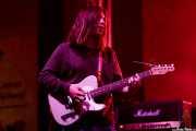 Gabriel Alcala, cantante y guitarrista de Jacuzzi Boys (FuzzVille - Magic Robin Hood Resort, Alfaz del Pi, 2018)