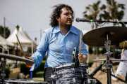 "Pablo González ""Pibli"", baterista de Fogbound (FuzzVille - Magic Robin Hood Resort, Alfaz del Pi, 2018)"
