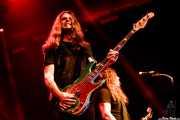 Chris Kosnik -bajo- y Garrett Sweeny -guitarra- de Monster Magnet (Santana 27, Bilbao, 2018)